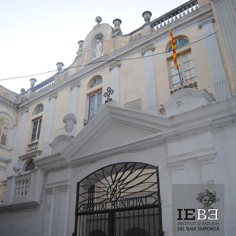 IEBE - Institut d'Estudis del Baix Empordà